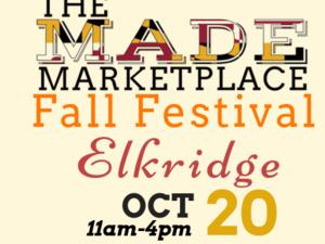 Made Marketplace: Elkridge Fall Festival