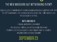 Miner Mingle - Student and Employer Networking