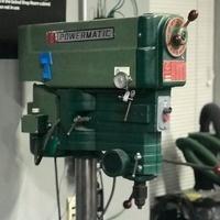 Drills, Drill Presses, & Router Training