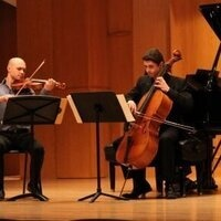 Chamber Music Showcase: Debussy, Florio, Glazunov, Pann, Haydn, Bach, Ewald, Ewazen, Dring, Brahms, Fauré