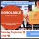 Film Screening: Inviolable – The Fight For Human Rights
