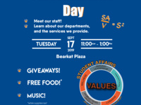 Student Affairs Day 2019