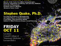 2nd Annual Cornell Cancer Research Symposium