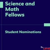 Science and Math Fellowship