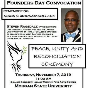 FOUNDERS DAY CONVOCATION