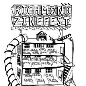 Richmond Zine Fest 2019