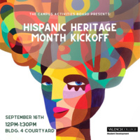 Hispanic Heritage Kickoff
