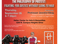 Heller Center Salon w/ Professor Jennifer Kling