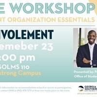 OSA: Student Organization Essentials (SOE)