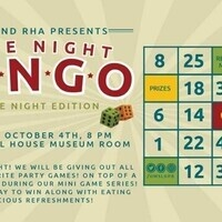 Late Night Bingo: Game Night Edition