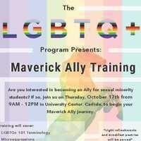 Maverick Ally Training