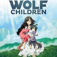 JCC Movie: Wolf Children
