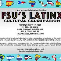 The Latinx Cultural Celebration