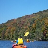 Get Your Tail on the Trail- Fall Foliage Paddle