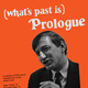 "Reception: ""(What's Past is) Prologue"" at Godine Gallery"