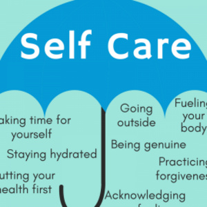 Self-Care & Winning the Prize