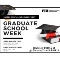 Graduate School Week Panel