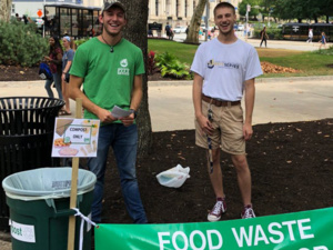 Green Certified Brown Bag: Green Events and Zero Waste