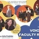 Georgia Southern University Department of Music presents Faculty Series Voice Faculty Recital