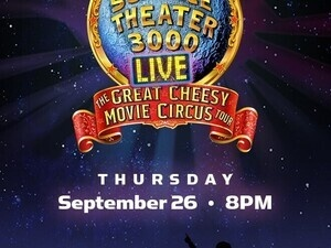 Mystery Science Theater 3K