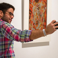Sunday Docent-led Tour: But, Is it Art?