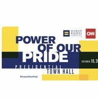 Watch Party for HRC's Presidential Candidate LGBTQ+ Town Hall