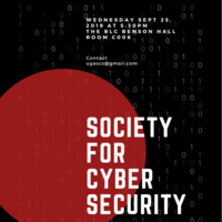 Society for Cyber Security General Body Meeting