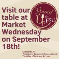 Round Up for FSU