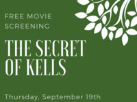 The Secret of Kells Movie Screening