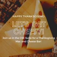 Thanksgiving Mac and Cheese Bar