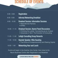 Lehigh Consulting Summit