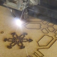 Intro to Laser Cutting and Engraving @ The Hub