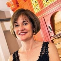 Performance by Kimberly Marshall, organ