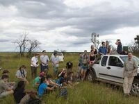 Study and Conduct Research on the South African Savannah
