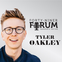 Forty-Niner Forum Presents Tyler Oakley