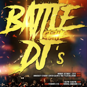 Battle of the DJ's