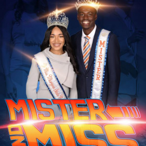 Mister & Miss Morgan State University Coronation