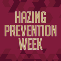 Hazing Prevention Week Market Wednesday