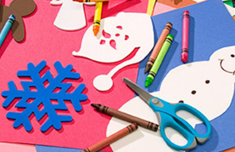 Crafternoon: Holiday Cards
