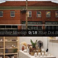 September RVA Makers Meetup at Blue Dot Studios