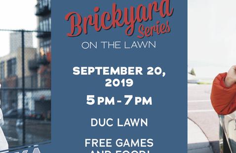 Brickyard on the Lawn