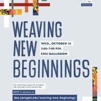Weaving New Beginnings 2019