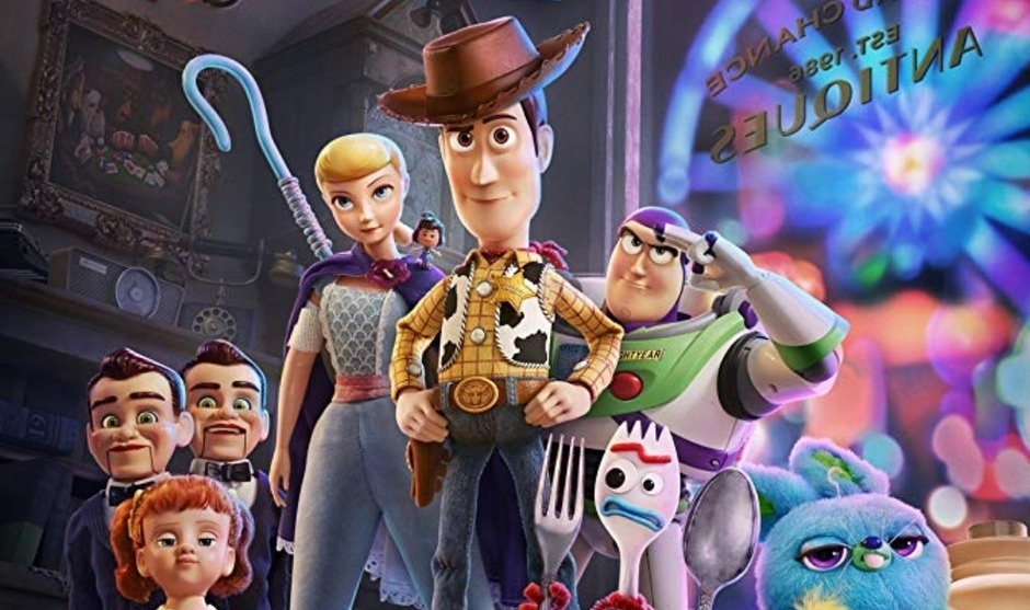 Film Board Presents: Toy Story 4