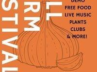 Fall Farm Festival at Dilmun Hill Student Farm