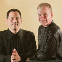 Bion Tsang, Cellist, and Anton Nel, Pianist