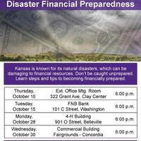 Disaster Financial Preparedness