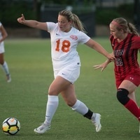 Women's soccer at Loyola Marymount University