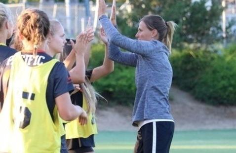 Women's Soccer VS Saint Mary's College