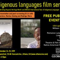 Indigenous Languages Film Series