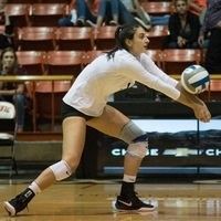 Women's volleyball at Saint Mary's College